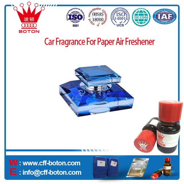 Car Fragrance for Paper Air Freshener