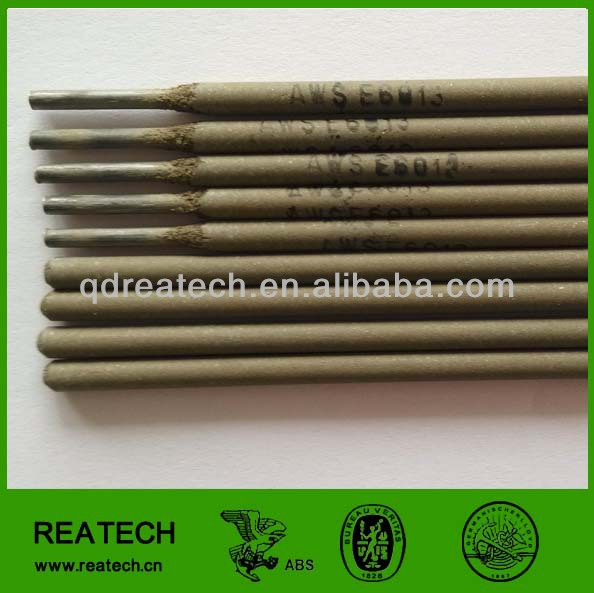 Welding Electrode Composition AWS E6013