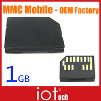 1GB 2GB RS MMC Plus mobile memory card