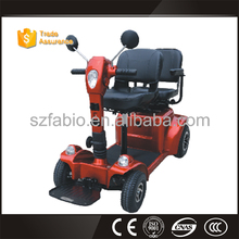 Safe Luxury fully enclosed mobility scooter