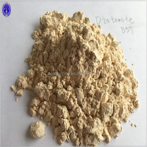 Food grade Diatomite powder China fresh raw diatomite