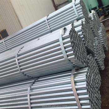 Galvanized steel seamless pipe a312 tp316/316l