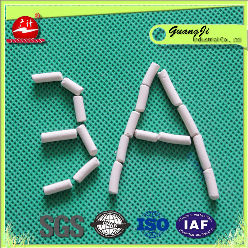 Activated alumina desiccant agent molecular sieve 3A for drying natural gas