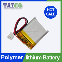 Rechargeable 3.7V 180mah Polymer Li-ion Battery 552025 For Track GPS/Led Lights