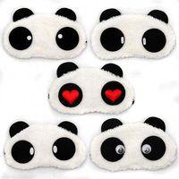 Cartoon Soft Travel Relaxation Sleep Panda Cute Eye Mask