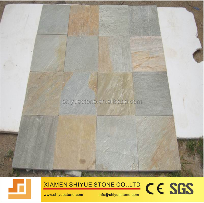 Chinese Natural Multicolor Slate