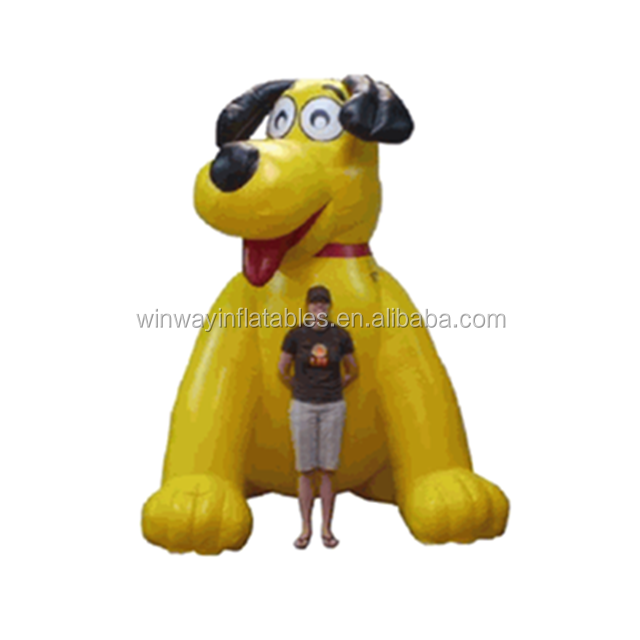 inflatable dog, inflatable mascots,inflatable for advertising Y3051