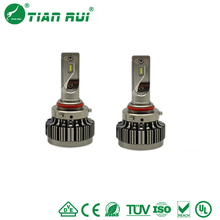 Promotion car accessories 8000lm 360 degree led auto bulb H4 H7 H11 H13 9005 9006 led headlight