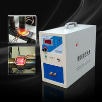 15KVA electromagnetic induction heater pipe welding machine