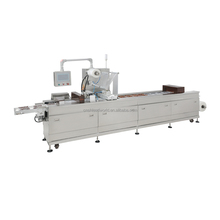 Meat Products Thermoforming Packaging Machinery