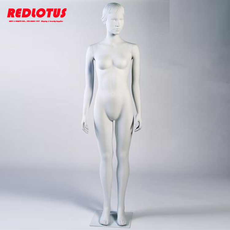 Fiberglass Teenage Boy Mannequin, 12 Year Old Girl Models