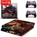 Vinyl Skin Sticker For PS4 Console Controller Decal Cover