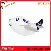 wholesale inflatable airplane toys for promotion