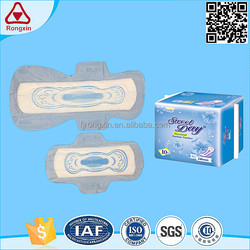 Ultra thin feminine care products disposable sanitary napkin quanzhou manufacturer