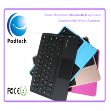 2016 Bluetooth Keyboard with Touchpad
