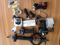 High Quality Low Price Electric Motorcycle Conversion Kits