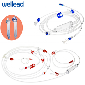 Hemodialysis Blood Tubing line Set