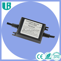 11w electronic ballast for uv lamp