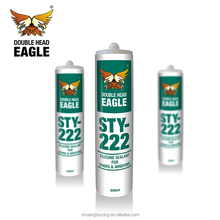 Construction Usage Clear and Colorful Neutral Silicon Sealant Adhesive Glue