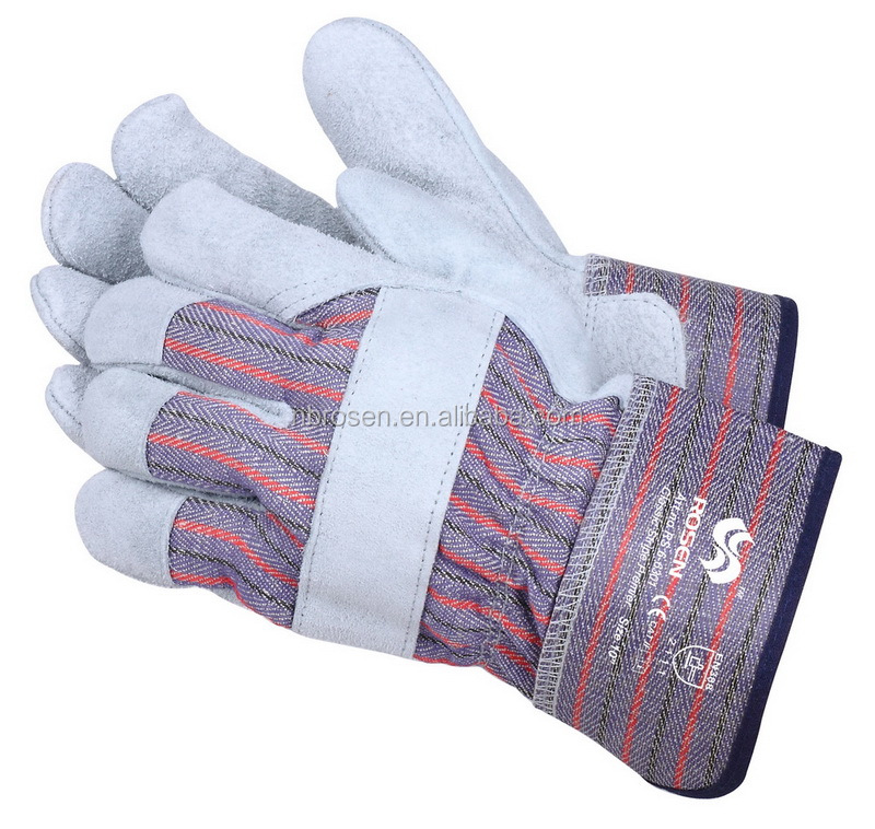 RS SAFETY All round assembly protective gloves and Dubai importers of leather working gloves