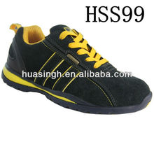 DH,energetic sports feeling outdoor camping fashion fashion suede upper safety trainer