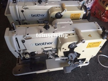 Japan Used Button Hole Brother 814 Industrial Sewing Machine