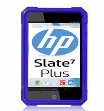 case cover for hp slate 7, silicone cover case for hp slate 7 tablet, for hp slate 7 PLUS 4200 tablet touch screen case