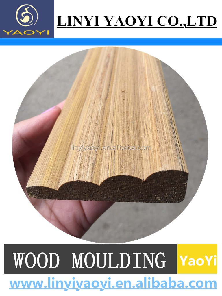 corner angle wood color pvc marble moulding