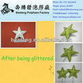 new christmas product 2013 decorative glitter cheap star