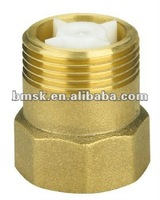 Brass Vertical MALE Check Valve