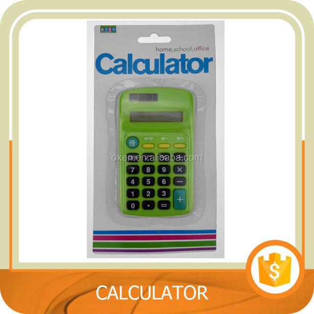 Home School office Calculator. Trade assurance.
