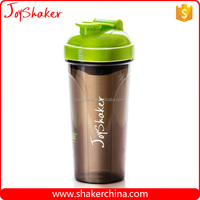 Wholesale Plastic BPA free Mixer Shaker with Filter Screen