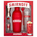 Bar gift set, Smirnoff gift set, bar items