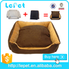 private label pet products dog bed design soft cozy luxury pet bedding