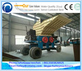 large tree roots shredder/stump crusher/wood smashing machine