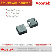 .::SMD Shielded Metal Composite High Current Power Inductor / Power Choke / 10uH / 1MT0730-100MF