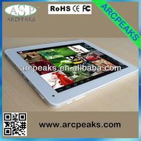 9.7 touch screen digitizer tablet pc