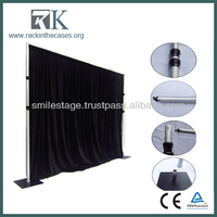 Telescopic Pipe and Drape for Aluminum Exhibition Photo Booth