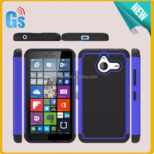 Saleable Items Soft Silicone Combo Case For Microsoft Lumia 640 XL Hybrid Cover