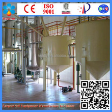 20T/D crude palm oil crude oil refinery equipment list
