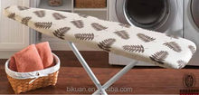 2014 bottom price ironing board table with wicker baskets