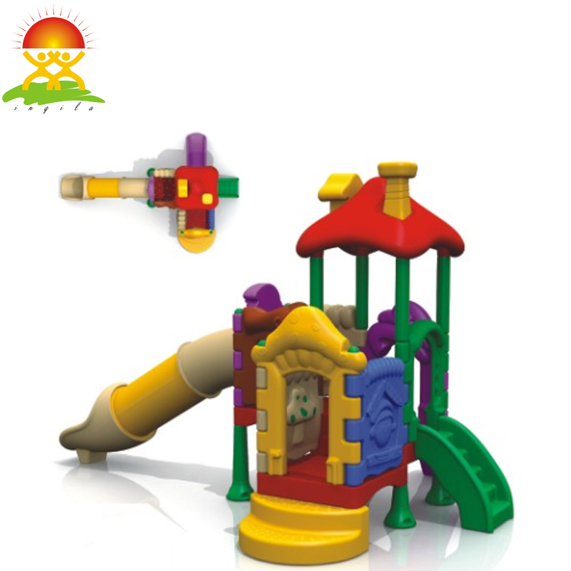 Indoor kids plastic slide
