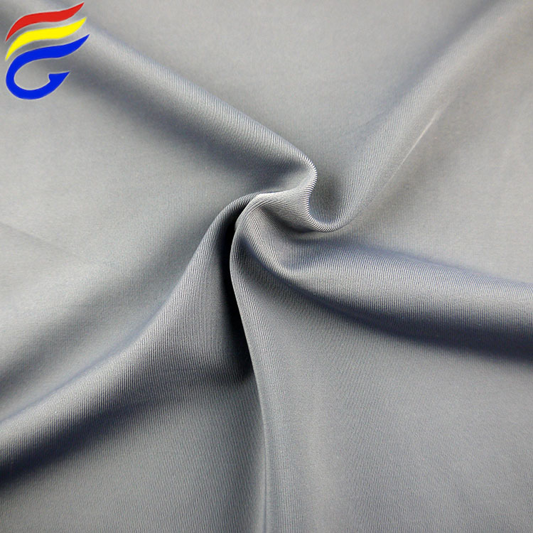 87%polyester 13%spandex knit thickness lycra fabric wholesale
