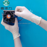 single use medical rubber gloves disposable latex glove