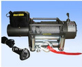 JW 12v/24v electric winches for pulling tools with wire rope (15000lb)