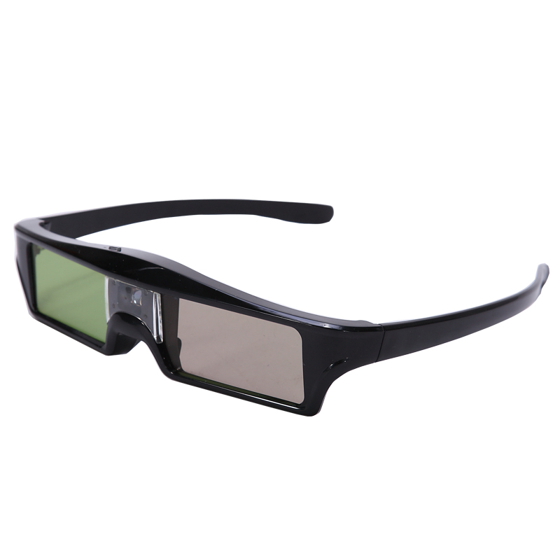 Rechargeable Active Shutter 3D Glasses For Universal 3D TV 3D Ready Projector