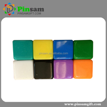 Manufacturing 6 sides blank dice, 16mm dice antistress dice for game