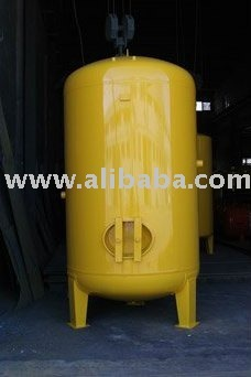 PRESSURE VESSEL - 10 Bars Operating Pressure