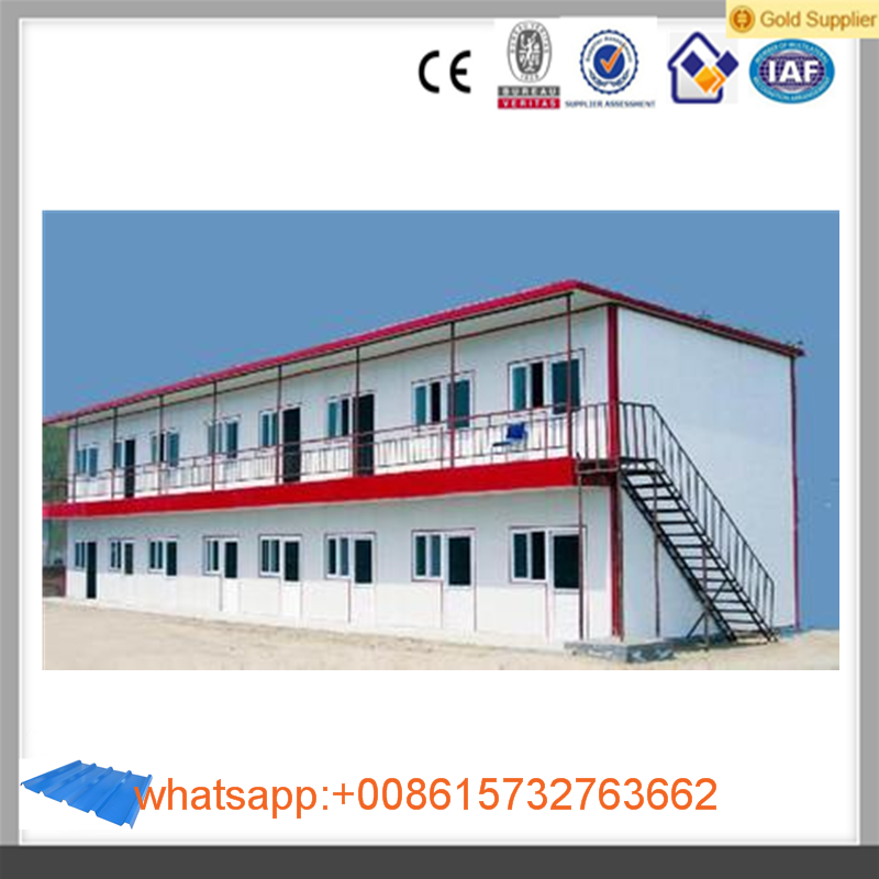 finished container house in china