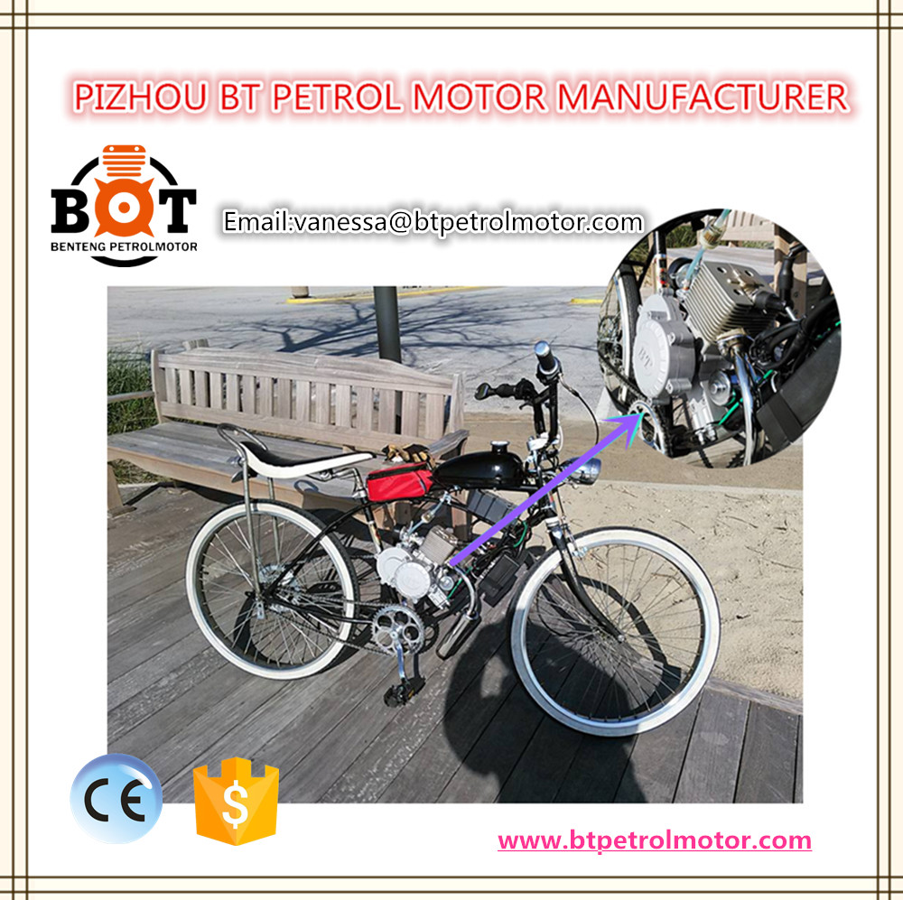 80cc 2-Cycle Bike Engine Motor Kit /bicycle engine kit for High Performance Bicycle